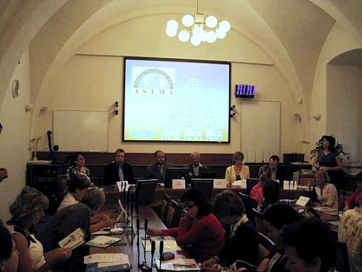 Prezentace projektu na ministerstvu školství