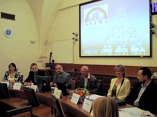 7A - prezentace na ministerstvu školství